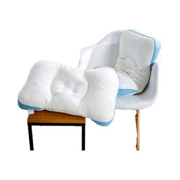 明瑟mingse针织乳胶颗粒按摩枕