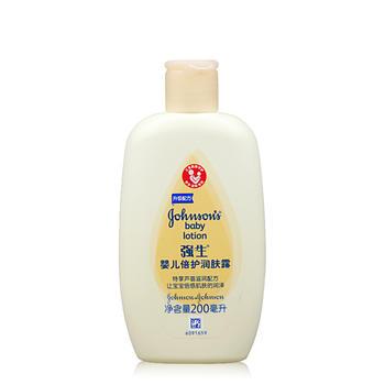 强生婴儿保湿倍护滋养润肤露