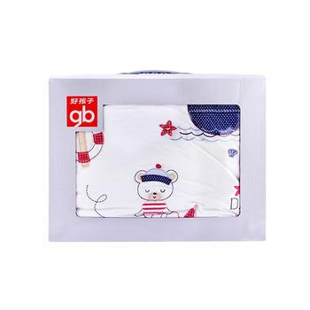 gb好孩子婴儿床上用品五件套纯棉