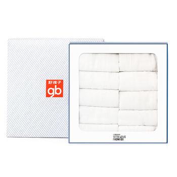 gb好孩子婴儿纯棉可洗尿片十条装