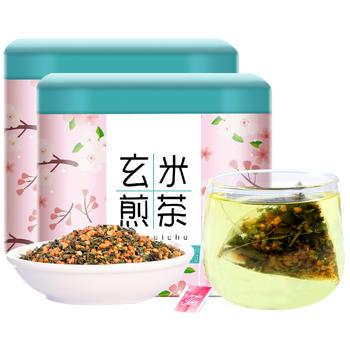 四月茶侬  玄米煎茶45g*2