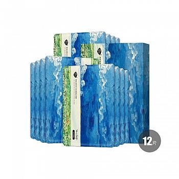 阿芙深层补水保湿精油面膜(梵高限量版 暴风雨下的麦田)12片