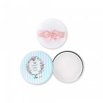 可乐美(CLUB)素颜保湿蜜粉饼26g 彩色玫瑰香