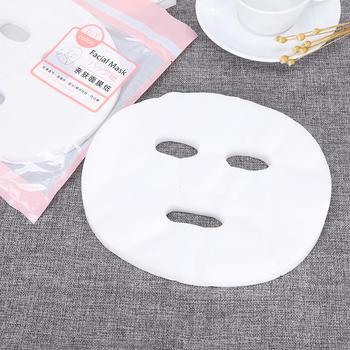 拉美拉 30片袋装亲肤面膜纸无纺布补水面膜布超薄DIY纸