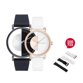 KLASSE14不完美时尚情侣手表