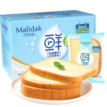 玛呖德酸奶吐司切片早餐1000g箱装