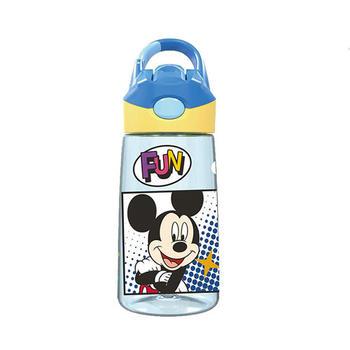 迪士尼儿童耐摔吸管杯460ml