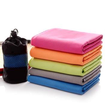 速干户外运动毛巾强吸水快干毛巾