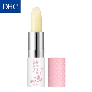 DHC草莓果香护唇膏