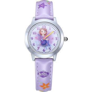 迪士尼小学生女童苏菲亚公主手表