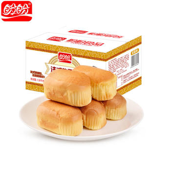 盼盼 软面包1320g*2箱