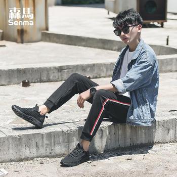 森马男鞋运动鞋休闲鞋网面跑步鞋