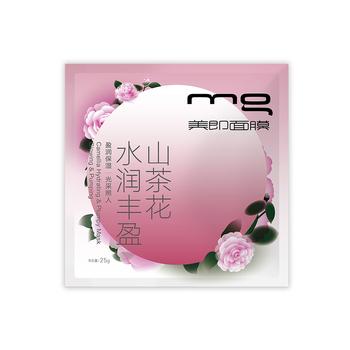 MG美即山茶花水润丰盈面膜1片(赠品)