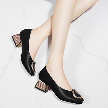 欧美时尚百搭性感新款潮女鞋子