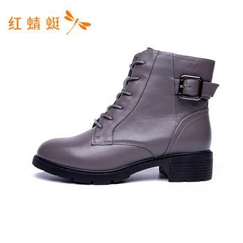 红蜻蜓女靴C735502