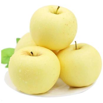 大连产地直销黄香蕉苹果5斤装