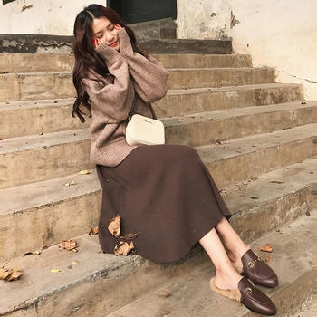 气质名媛小香风套装时髦两件套裙