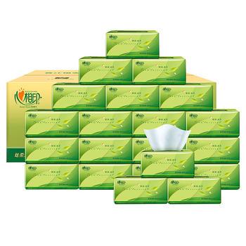 心相印茶语丝享130抽24包整箱