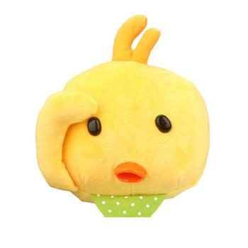 奥贝比小黄鸭跳跳球