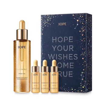 IOPE Goldenglowoil Holidaty Set_18