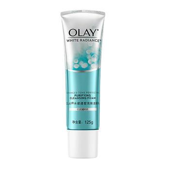 玉兰油Olay水感透皙亮肤洁面乳 125g