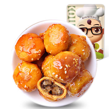 口口福红糖酥饼100g