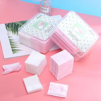拉美拉 460片盒装二合一组合美颜无纺布夹心化妆棉片