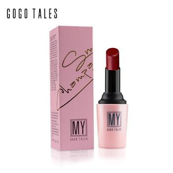GOGO TALES 小香槟芭比唇膏 丝绒雾面