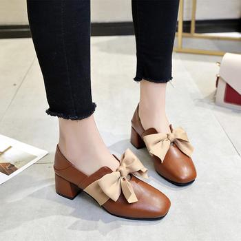 慕沫春秋单鞋女?#25351;?#32599;马淑女单鞋