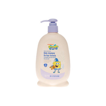 海绵宝宝婴儿无泪洗发露 洗发水 300g限期21.06特价