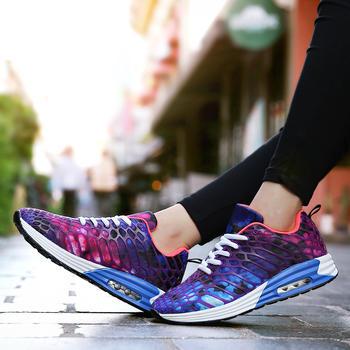 奥古女鞋夏季网布韩版气垫运动鞋休闲鞋低帮多色