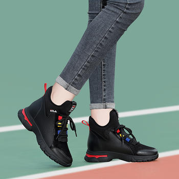 女士韩版跑步鞋百搭休闲旅游鞋