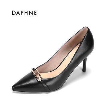 Daphne/达芙妮细跟高跟鞋1017101013