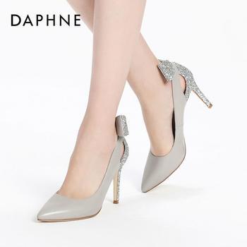 Daphne/达芙妮尖头女单鞋1017101007