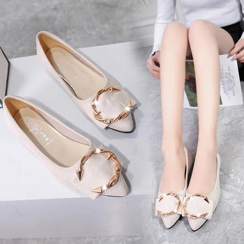 Tatyana平底浅口单鞋四季女鞋