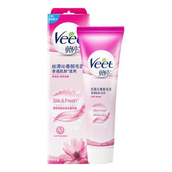薇婷(VEET) 脱毛膏100g(普通肌肤型)