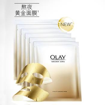 OLAL菁醇青春密集修护面膜