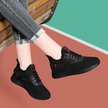 春季女新款运动鞋韩版百搭休闲鞋