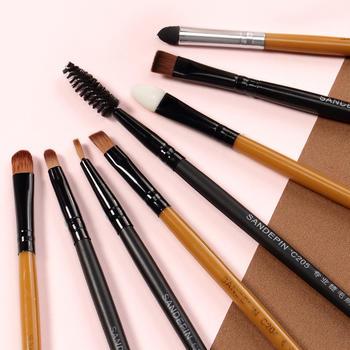 三迪逸品彩妆化妆刷套装包眼影刷子眉刷收纳全套套刷