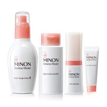 MINON蜜浓 洁面化妆水精华组合 敏感肌、干燥肌适用