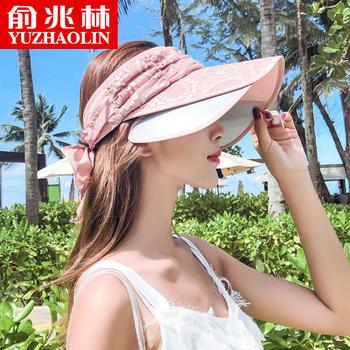 俞兆林遮阳帽大沿帽防晒防紫外线蕾丝时尚百搭