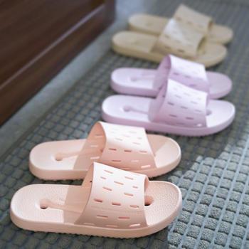 远港漏水速干浴室拖鞋 情侣四季室内男女居家凉拖