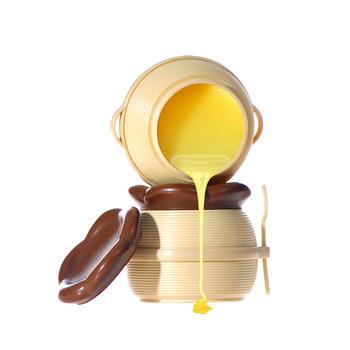 朵拉朵尚牛奶蜂蜜滋养手蜡膜嫩白保湿补水去死皮
