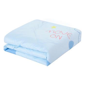 欧孕宝宝丝绵夏凉被空调被幼儿园小棉被1.2*1.5