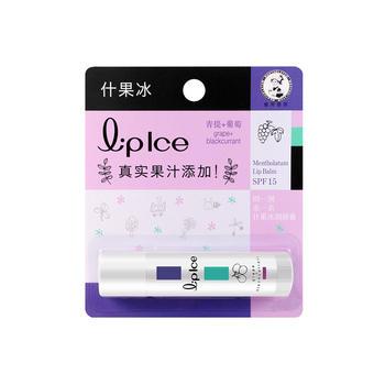 曼秀雷敦什果冰润唇膏(青提+葡萄) 3.5g