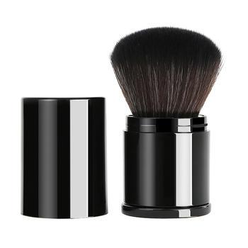 优家(UPLUS)便携式伸缩散粉刷化妆刷腮红刷蜜粉刷