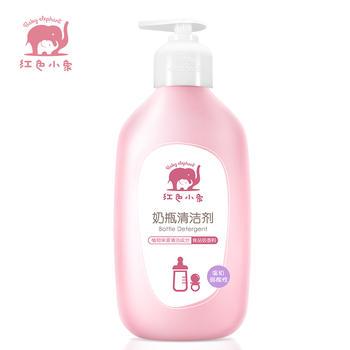 中国•红色小象奶瓶清洁剂400ml