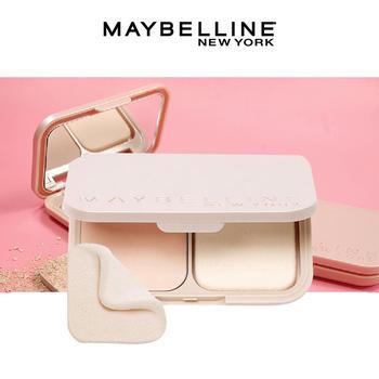 美国•美宝莲(MAYBELLINE) 梦幻丝绒蜜盒粉饼   9g