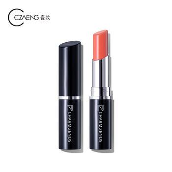 瓷妆悦色润泽唇膏3.2g 持久保湿滋润变色口红