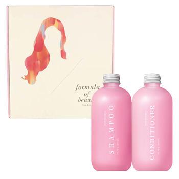 韩国formula of beauty 洗发水护发素300ml/瓶+300ml/瓶